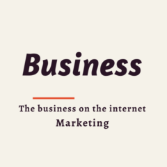 Business | Online Business